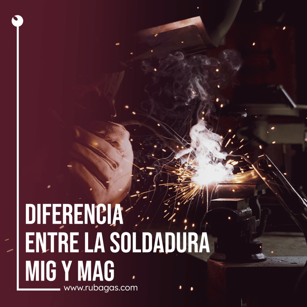 Diferencia entre la soldadura MIG y MAG