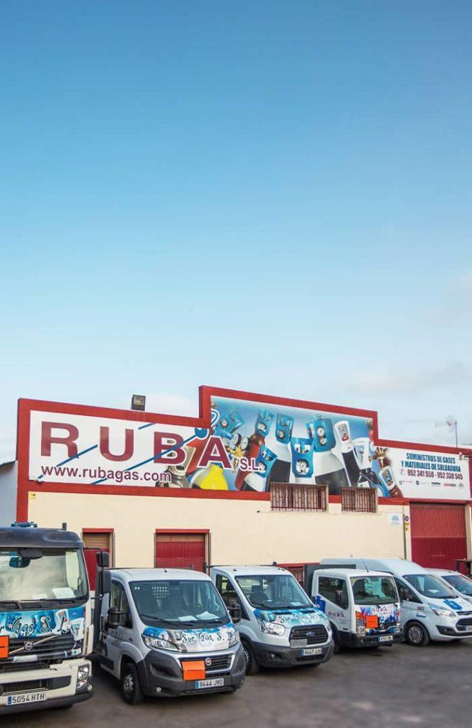Tienda Ruba en Malaga